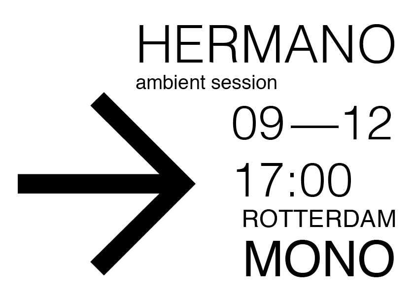 N—M AMBIENT SESSION HERMANO